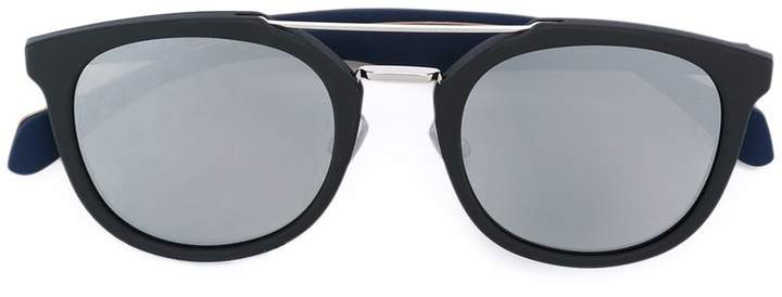 HUGO BOSS metallic top bar sunglasses