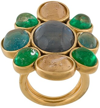 Goossens Cocktail Cabochons ring