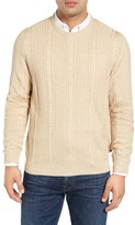 Tommy Bahama Men's Marled Silk Blend Sweater