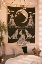 Urban Outfitters Moon Tarot Tapestry