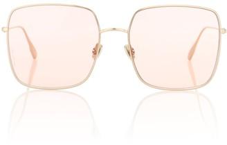 Christian Dior Sunglasses DiorStellaire1 square sunglasses