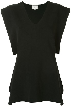 3.1 Phillip Lim Sl Sweater W Side Cutout