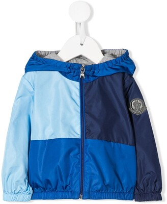 Moncler Enfant Foma hooded jacket