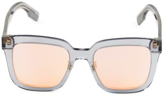 Kenzo 52MM Square Plastic Sunglasses