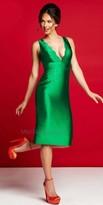 Mac Duggal Shining Star Scalloped Dress