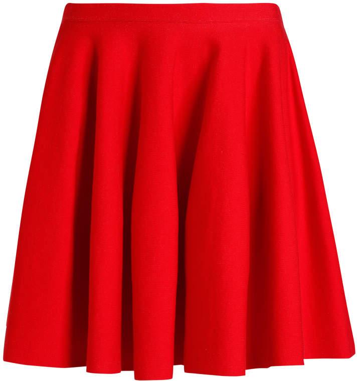 Giambattista Valli Short Knit Skirt