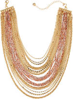 Lydell NYC Multi-Strand Layered Choker Necklace