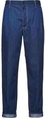 Prada Loose Fit Jeans