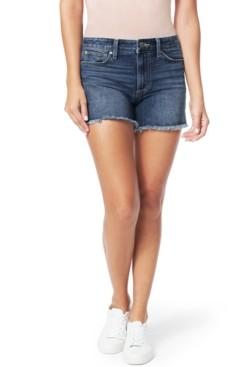 Joe's Jeans Cotton Cutoff Denim Shorts