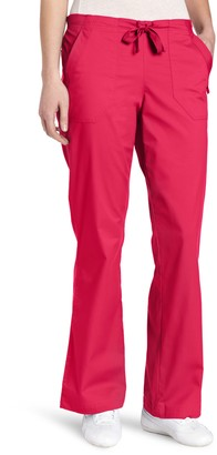 WONDERWINK Women's Scrubs Utility Girl Stretch Flare Multi Pocket Pant