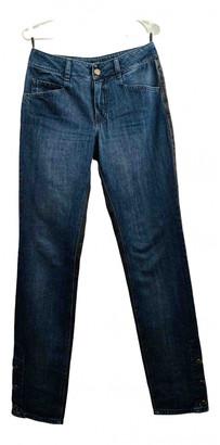 Chanel Multicolour Cotton Jeans