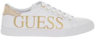 GUESS Keepin White Sneaker