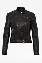 French Connection Jet Leather Jacket