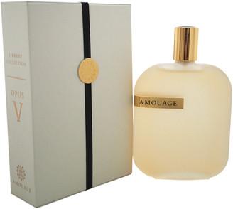 Amouage Unisex Library Opus V 3.4Oz Eau De Parfum Spray