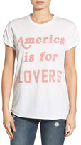 The Laundry Room America is for Lovers Graphic Tee