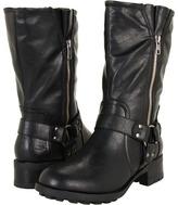 Skechers Lunacy - Chopper (Black) - Footwear