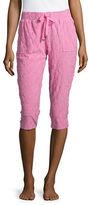 Juicy Couture Cropped Sleep Pants