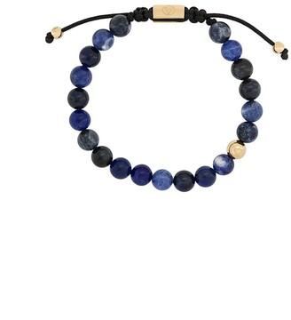 Northskull Beaded Bracelet