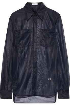 Victoria Beckham Mesh Shirt