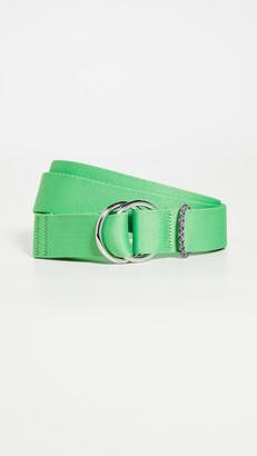 Ganni Webbing Belt