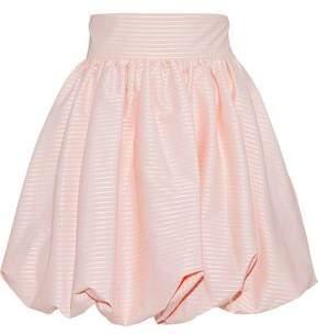 Petersyn Lennon Striped Canvas Mini Skirt