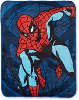 Marvel Spider-Man Fleece Throw
