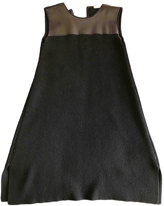 Chloé Black Wool Dresses