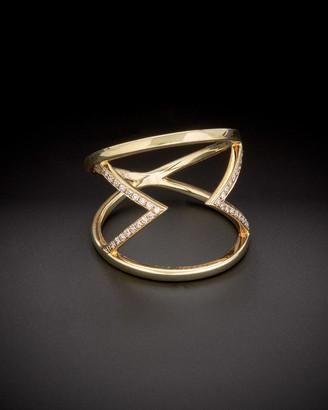 Meira T 14K 0.12 Ct. Tw. Diamond Ring