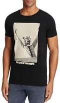 BOSS ORANGE Talan Tiger Employee Graphic Tee