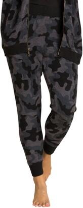 Barefoot Dreams CozyChic(R) Ultra Lite Camo Jogger Pants
