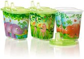 Evenflo Feeding 6-pk. Zoo Friends 10-oz. Convenience Sippy Cups