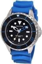 Nautica Men's Sport N18631G Resin Quartz Watch