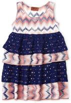 Missoni Girls 4-6x) Tiered Printed Dress