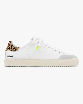 Axel Arigato Leopard Clean 90 Triple Sneaker