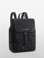 Calvin Klein Addie Logo City Backpack