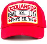 DSQUARED2 Phys Ed baseball cap