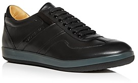 Giorgio Armani Men's Low Top Sneakers