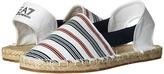Emporio Armani Summer Splash Espadrillas Women's Shoes