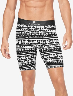 Tommy John Second Skin Boxer Brief, Print