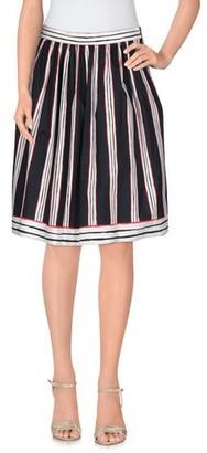 Boutique Moschino Knee length skirt