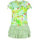 Oilily OililyGirls Ladybug Garden Trippletail Dress