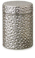 "Global Views 5"" Moonscape Jar Candle - Silver"