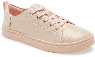 Toms Lenny Elastic Lace Metallic Sneaker