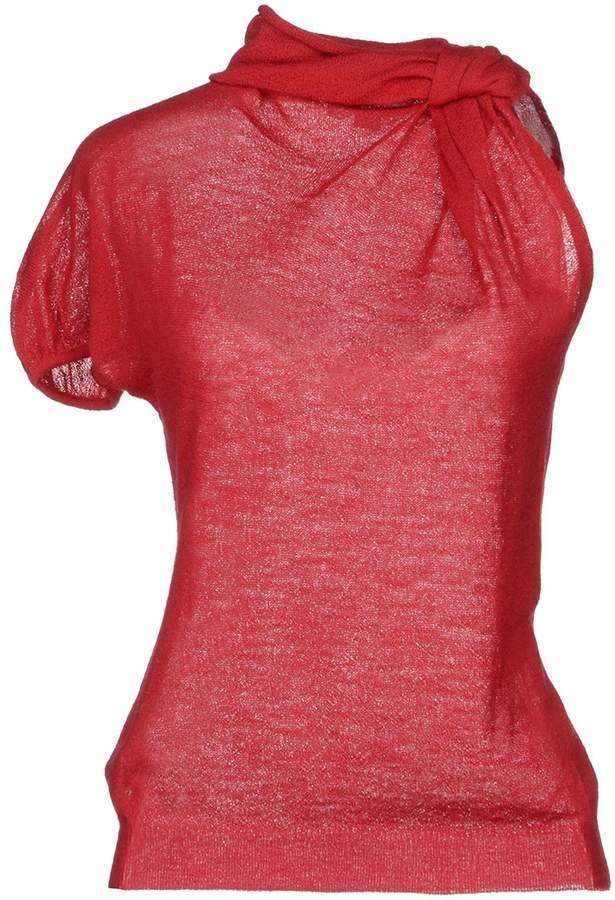 Giambattista Valli Short sleeve sweaters