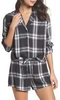 Rails Women's Plaid Short Pajamas