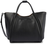 Thumbnail for your product : Max Mara Marin leather tote