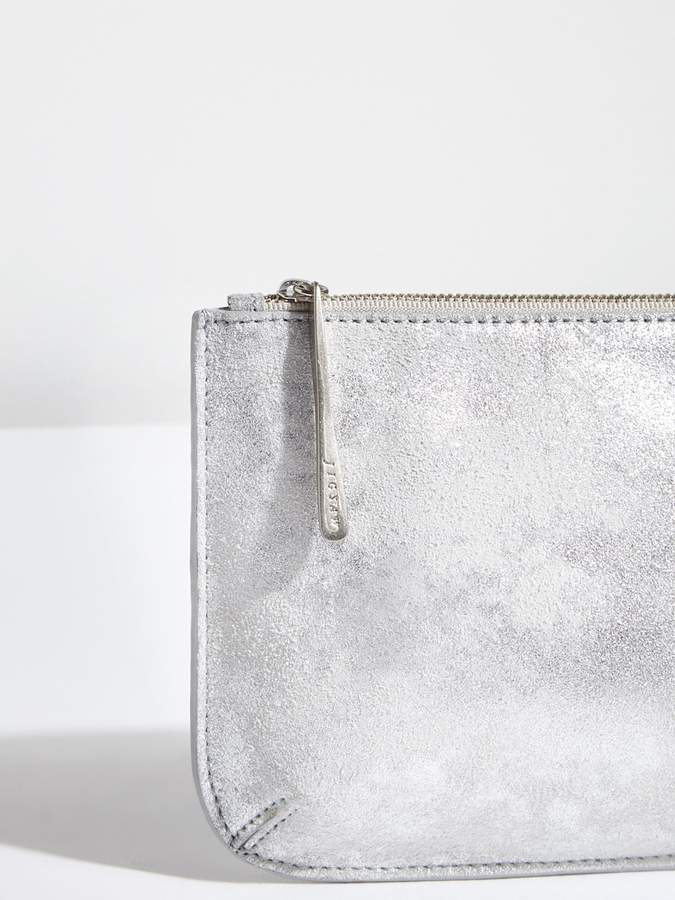 Jigsaw Alba medium textured pouch
