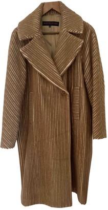 Martin Grant Camel Wool Coat for Women