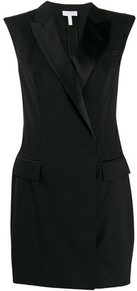 Escada Sport V-neck blazer-style dress