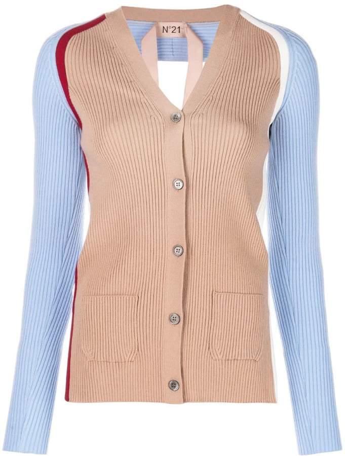 1adafb3273 Brown Wool Cardigan - ShopStyle UK